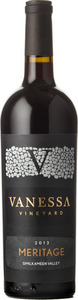 Vanessa Vineyard Meritage 2012, Similkameen Valley Bottle