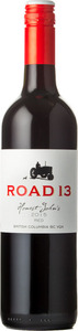 Road 13 Vineyards Honest John's Red 2014, BC VQA British Columbia Bottle