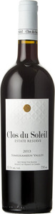 Clos Du Soleil Estate Reserve Red 2012, Similkameen Valley Bottle