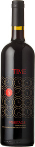 Time Estate Winery Meritage 2013, BC VQA Okanagan Valley Bottle