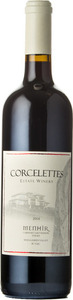 Corcelettes Menhir 2013, BC VQA Similkameen Valley Bottle