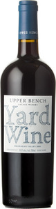 Upper Bench Yard Wine 2013 Bottle