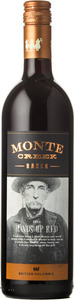 Monte Creek Ranch Hands Up Red 2014, BC VQA British Columbia Bottle