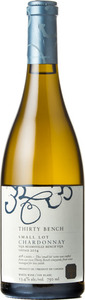 Thirty Bench Small Lot Chardonnay 2014, VQA Beamsville Bench Bottle
