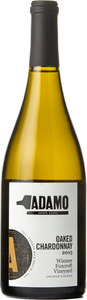 Adamo Oaked Chardonnay Wismer Foxcroft Vineyard 2015, VQA Twenty Mile Bench Bottle