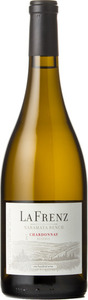 La Frenz Reserve Chardonnay 2014, Okanagan Valley Bottle