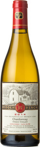 Hidden Bench Felseck Vineyard Chardonnay 2014, VQA Beamsville Bench, Niagara Peninsula Bottle