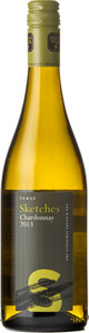 Tawse Sketches Chardonnay 2013, VQA Niagara Peninsula  Bottle