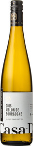 Casa Dea Melon De Bourgogne 2015, VQA Prince Edward County Bottle