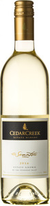 CedarCreek Senator's White 2016, BC VQA Okanagan Valley Bottle