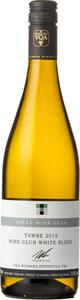 Tawse Wine Club White Blend 2012, Niagara Peninsula Bottle