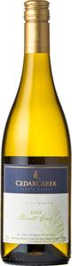 CedarCreek Pinot Gris 2016, BC VQA Okanagan Valley Bottle