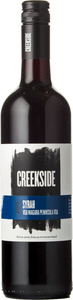 Creekside Estate Syrah 2012, VQA Niagara Peninsula  Bottle