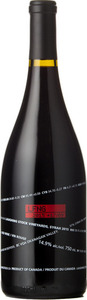 Laughing Stock Syrah 2014, BC VQA Okanagan Valley Bottle