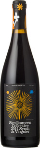 The Similkameen Collective Syrah Viognier 2013, BC VQA Similkameen Valley Bottle
