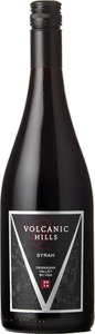 Volcanic Hills Syrah 2009, BC VQA Okanagan Valley Bottle