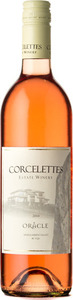 Corcelettes Oracle Rosé 2014, BC VQA Similkameen Valley Bottle