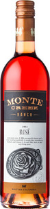 Monte Creek Ranch Rosé 2015 Bottle