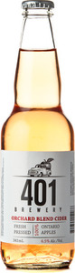 The 401 Cider Brewery Orchard Blend (350ml) Bottle