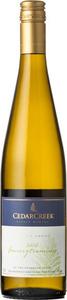 CedarCreek Gewurztraminer 2016, BC VQA Okanagan Valley Bottle