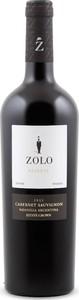 Zolo Reserve Cabernet Sauvignon 2014, Mendoza Bottle