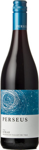 Perseus Winery Syrah 2013, BC VQA Okanagan Valley Bottle