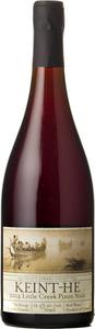Keint He Little Creek Pinot Noir 2007, Prince Edward County Bottle
