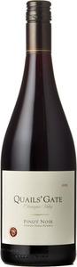 Quails' Gate Stewart Family Reserve Pinot Noir 2014, BC VQA Okanagan Valley Bottle