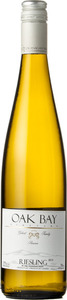 Oak Bay Gebert Family Reserve Riesling 2013, Okanagan Valley Bottle