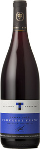 Tawse Laundry Vineyard Cabernet Franc 2012, VQA Lincoln Lakeshore Bottle