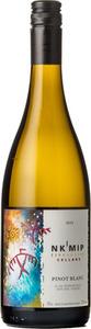 Nk'mip Cellars Pinot Blanc 2015, BC VQA Okanagan Valley Bottle