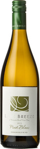 Lake Breeze Pinot Blanc 2015, Okanagan Valley Bottle