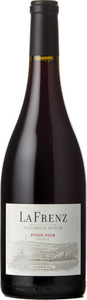La Frenz Pinot Noir Reserve 2014, Okanagan Valley Bottle