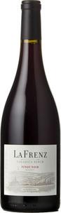 La Frenz Pinot Noir Reserve 2014, Okanagan Valley Bottle