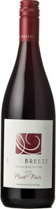 Lake Breeze Pinot Noir 2012, Okanagan Valley Bottle