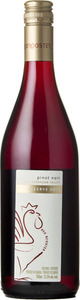 Red Rooster Winery Reserve Pinot Noir 2014, BC VQA Okanagan Valley Bottle