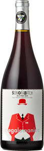 Megalomaniac Sonofabitch Pinot Noir 2012, VQA Niagara Peninsula Bottle