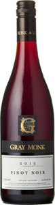 Gray Monk Pinot Noir 2014, BC VQA Okanagan Valley Bottle