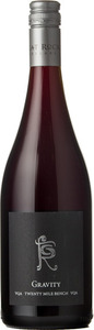 Flat Rock Gravity Pinot Noir 2013, VQA Twenty Mile Bench, Niagara Peninsula Bottle