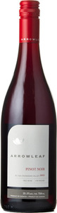 Arrowleaf Pinot Noir 2015, Okanagan Valley Bottle