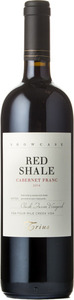 Trius Showcase Red Shale Cabernet Franc Clark Farm Vineyard 2014, VQA Four Mile Creek Bottle