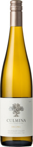 Culmina Decora Riesling 2015, BC VQA Okanagan Valley Bottle