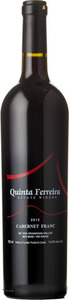 Quinta Ferreira Cabernet Franc 2010, Okanagan Valley Bottle