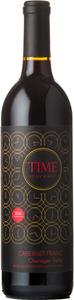 Time Cabernet Franc 2014, Okanagan Valley Bottle