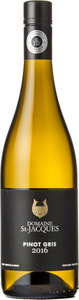 Domaine St Jacques Pinot Gris 2015 Bottle