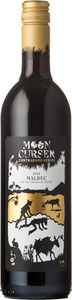 Moon Curser Contraband Series Malbec 2014, BC VQA Okanagan Valley Bottle