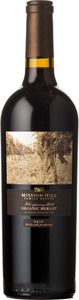 Mission Hill Terroir Collection Whispering Hill Organic Merlot No.39 2013, Okanagan Valley Bottle