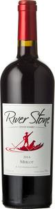 River Stone Merlot 2014, Okanagan Valley Bottle