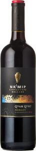 Nk'mip Cellars Qwam Qwmt Merlot 2013, BC VQA Okanagan Valley Bottle