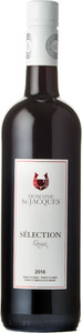 Domaine St Jacques Sélection Rouge 2015 Bottle
